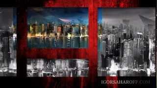 Kal Gajoum живопись картины(, 2012-08-12T14:00:20.000Z)