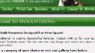 Florida Wood Furniture - Custom Wood Tables, Chairs, Bar Stools, And Book Cases