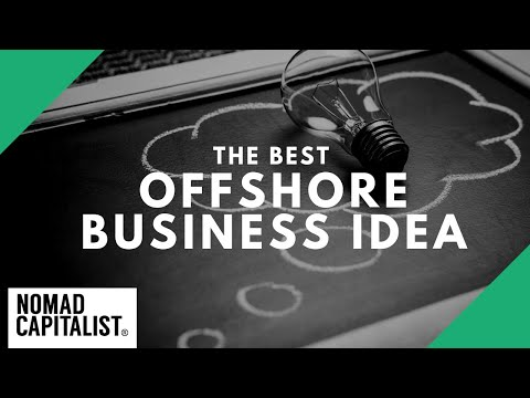 The #1 Overseas Business Idea That's Wide Open