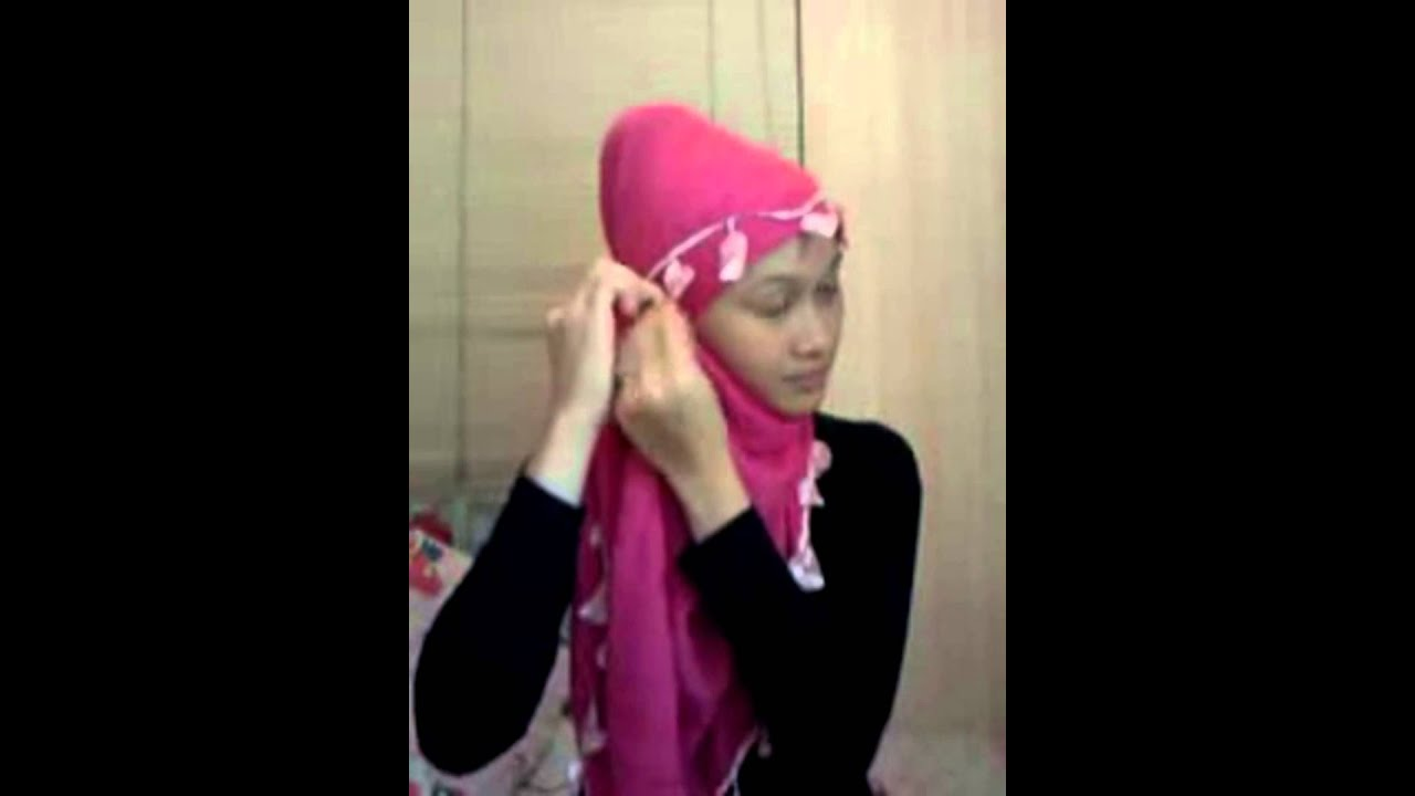 Hijab Tutorial Cara Berjilbab Segi Empat Modern Full YouTube