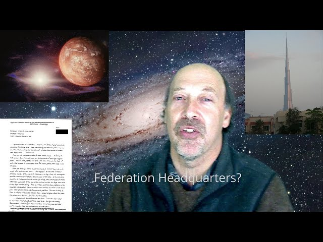 Remote Viewing the Galactic Federation Headquarters. What Did We Learn?