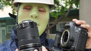 촬영실무 OMG - 크롭 바디용 렌즈와 풀프레임 바디용…