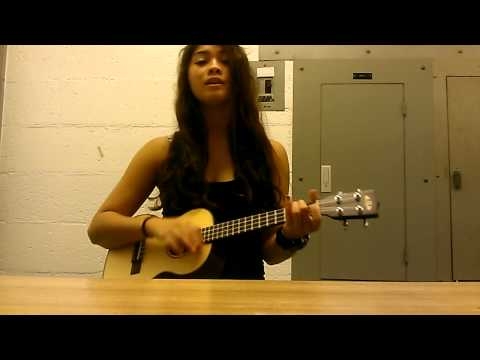 With You by; Chris Brown (ukulele demo)