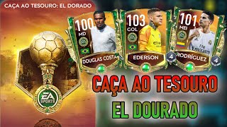 CAÇA AO TESOURO: EL DOURADO! COMO ARREBENTAR NO EVENTO!   FIFA MOBILE 2020.