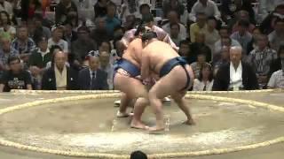 平成25年秋場所4日目 sumo 大相撲.