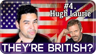 6 ACTORS AMERICANS DIDN'T KNOW WERE BRITISH | The Postmodern Family EP#161