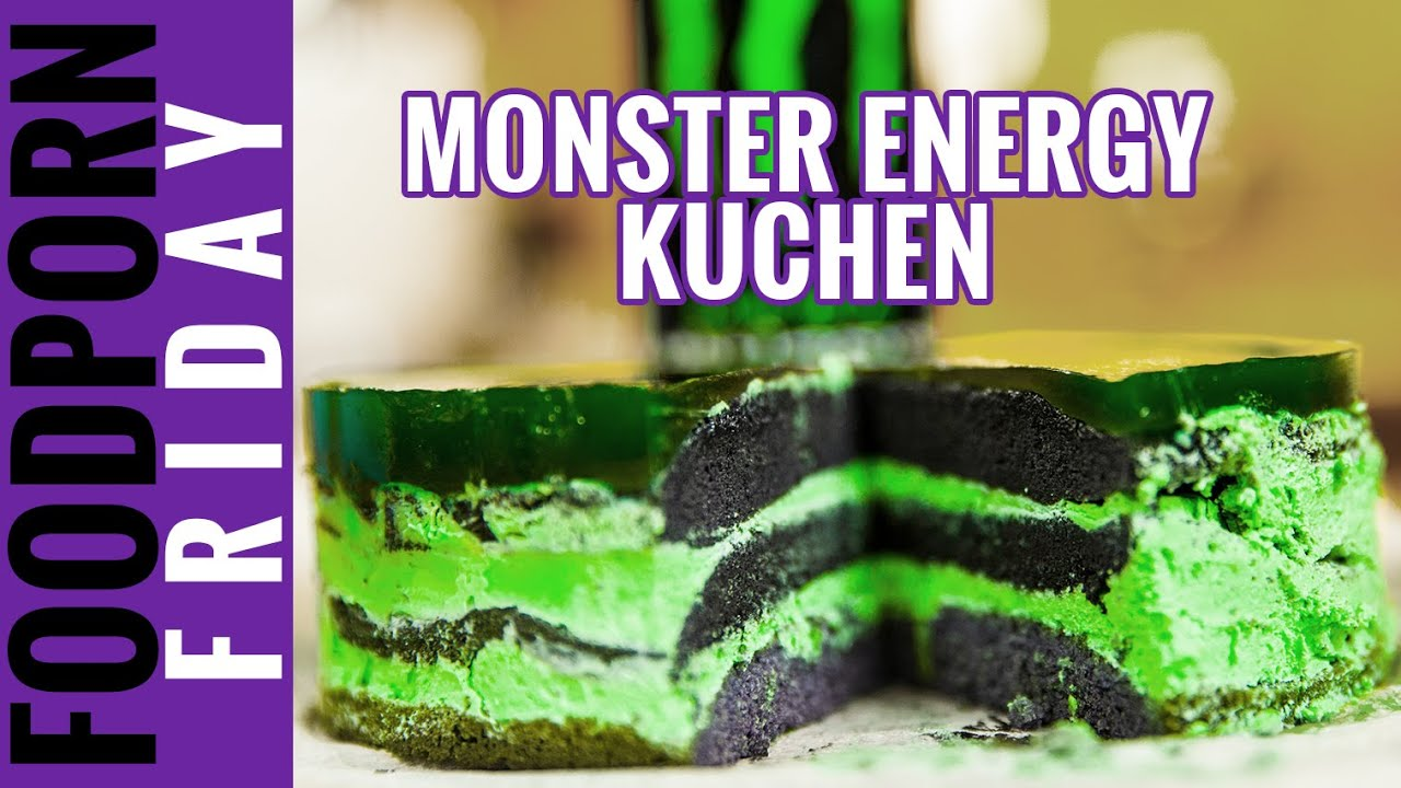 monster energy kuchen foodporn friday bei yasilicious youtube. Black Bedroom Furniture Sets. Home Design Ideas