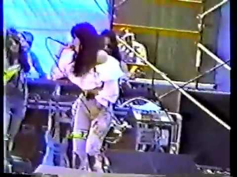 Saraya concert 1991 new jersey