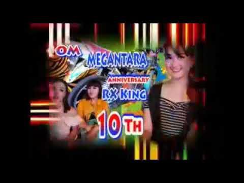 All artis Megantara,  aniversary 1 dekade rx-king Arak's Ngawi, Jawa Timur