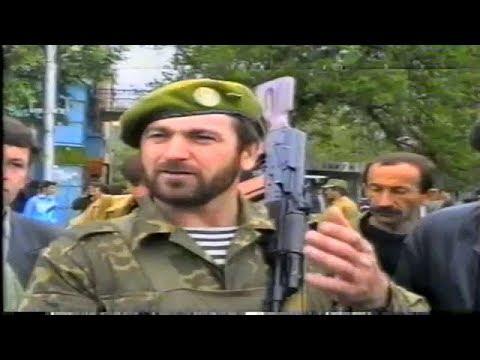 Грозный май 1993 год..Алханов Мовлади,Ирисханов Кюри,Баширов Зелимхан.