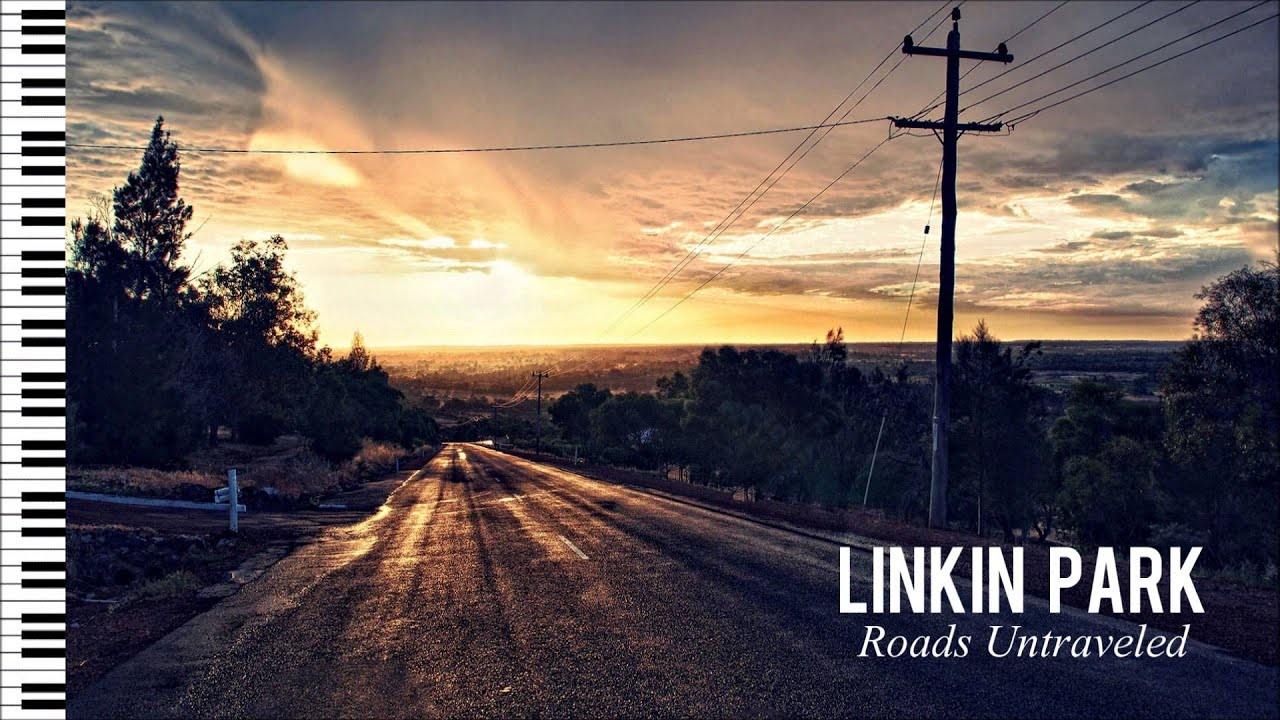 Linkin Park - Roads Untraveled - Piano Instrumental - YouTube