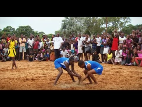Butu | Traditional Namibian Ball Game on Trans World Sport