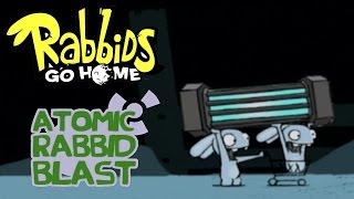 #10 Rabbids Go Home - Atomic Rabbid Blast - Video Game - kids movie - Gameplay - Videospiel
