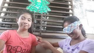 Make up blindfolded challenge