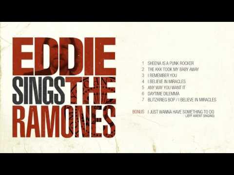Eddie Vedder sings the Ramones