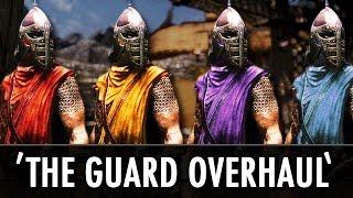 Skyrim Mods: 'The Guard Overhaul'