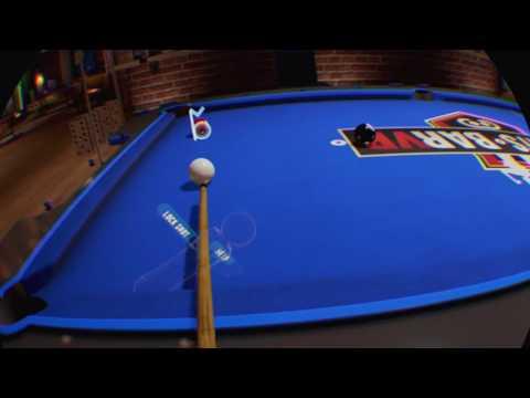 Sports Bar VR-Pool