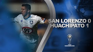San Lorenzo vs. Huachipato [0-1] | RESUMEN | Fecha 1 - Fase de Grupos | CONMEBOL Sudamericana 2021