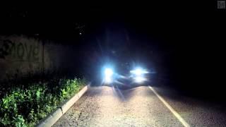 Ночной обзор Subaru BRZ