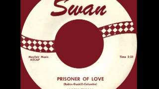 PRISONER OF LOVE, MARY SWAN,(Rare) SWAN #4028 1959