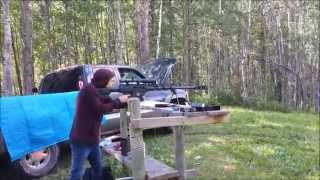 Bushmaster BA50 range day