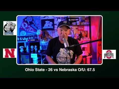 Ohio State vs Nebraska Free College Football Picks and Predictions CFB Tips Saturday 10/24/20