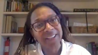 50/50 Day - Kimberle Crenshaw, Professor of Law at Columbia, w/ Farai Chideya