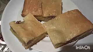 Пирог с картошкой куры теплица
