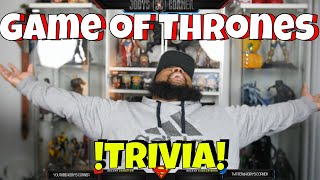 Game of Thrones Trivia! | This Thursday!!