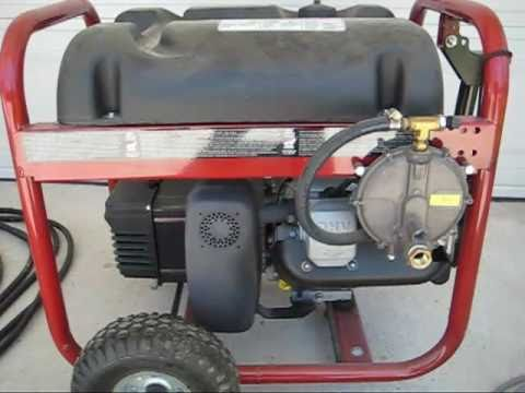 Generator Conversion Kit Way Cool