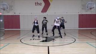Zumba® with LO - *Can't Feel My Face / ElectroMambo Remix