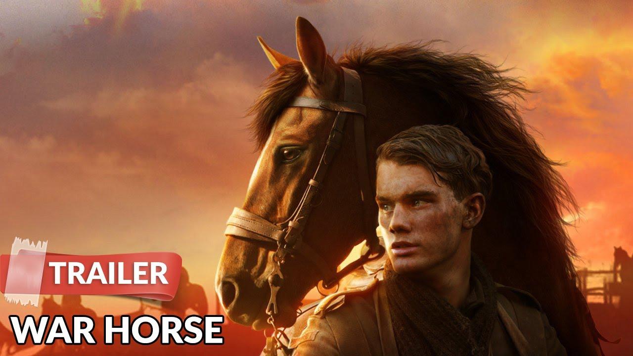 War Horse 2011 Trailer   Steven Spielberg   Jeremy Irvine - YouTube