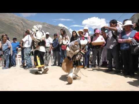 1 de Mayo en Muruhuay Tarma Tunanteros y Santa Clara Huasahuasi