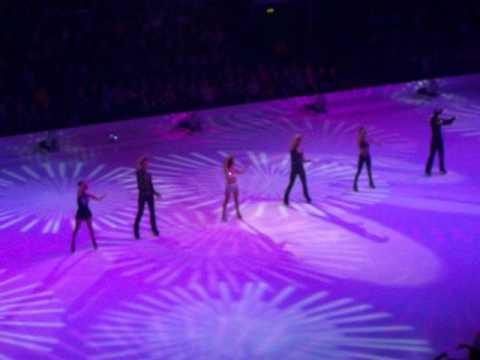 Dancing On Ice Tour 2012 - Team Matt