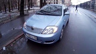 Выбираем б\у авто Toyota Corolla E12 (бюджет 300-350тр)