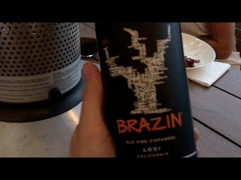 This calls for wine - via Congo