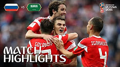 FIFA WORLD CUP 2018 MATCH HIGHLIGHTS (ALL 64 MATCHES)