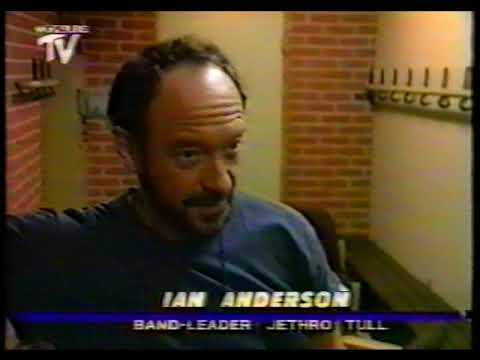 Ian Anderson Wurzburg TV Interview And Live Performance 1993