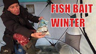 Зимняя рыбалка 2020 Ловля окуня на мормышку и балансир в декабре 2020