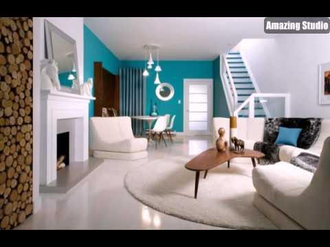 Große Wohnzimmer Möbel Entwürfe Exklusive Haus Dekoration Stil - YouTube