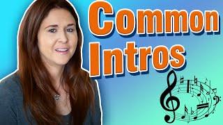 Common Intros