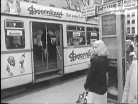 Frankfurt Hauptwache 1965
