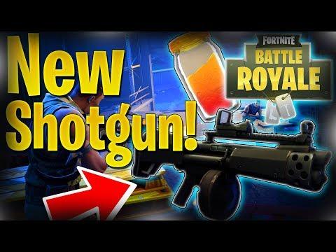 NEW FORTNITE SHOTGUN! New Towns, Scoped AR Being Removed?? FORTNITE NEWS