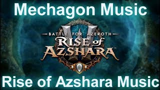 Mechagon Music | Patch 8.2 Battle for Azeroth Music