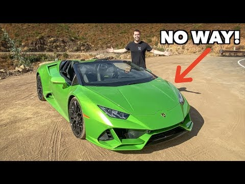 5 INSANE Features Of The Lamborghini Huracan Evo! *I NEED ONE*