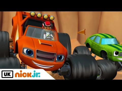 Blaze and the Monster Machines | Sing Along: That's Mass! | Nick Jr. UK