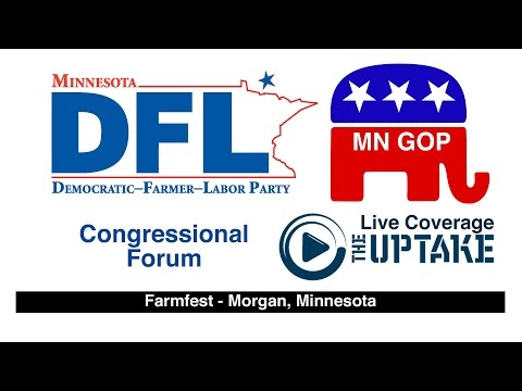 MN Congressional Candidates Debate At Farm Fest