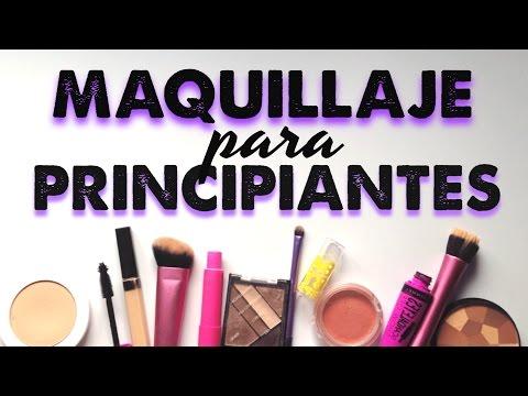 Básicos de Maquillaje para Principiantes  ¿Qué debo comprar?