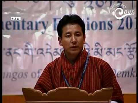 General Election ECB Debate:- Sombaykha Constituency (Haa)