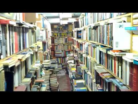 Old Bookshop In Little Chelsea, Eastbourne